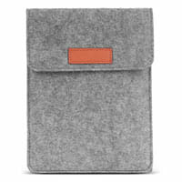MoKo 6 Inch Kindle Sleeve Case Fits for All-New Kindle 10th Generation 2019/Kindle Paperwhite 2018, Protective Felt Cover Bag for Kindle Voyage/Kindle
