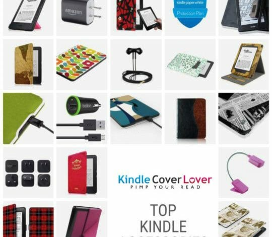 20 Useful eBook Reader Accessories to Use with Your eBook Reader