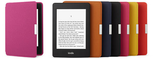 What to Look for in a Kindle Cover?