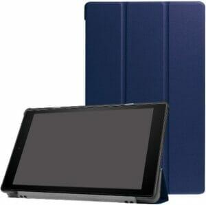 ASNG Fire HD 10 Case (7th & 9th Generation), Dark Blue