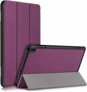 ASNG Fire HD 8 Case (10th Generation), Purple
