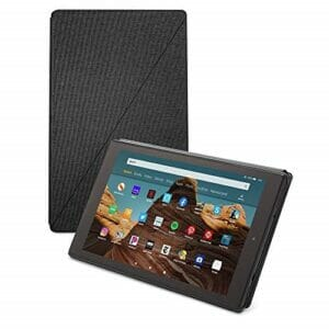 Amazon Fire HD 10 Case (7th & 10th Generation), Charcoal Black