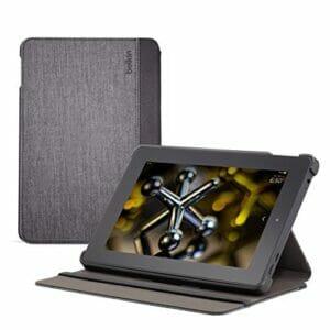 Belkin Chambray Case for Fire HD 7 (4th Generation), Blacktop